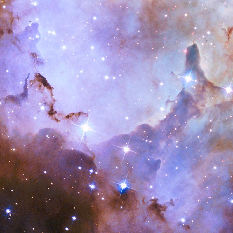 Hubble Stars